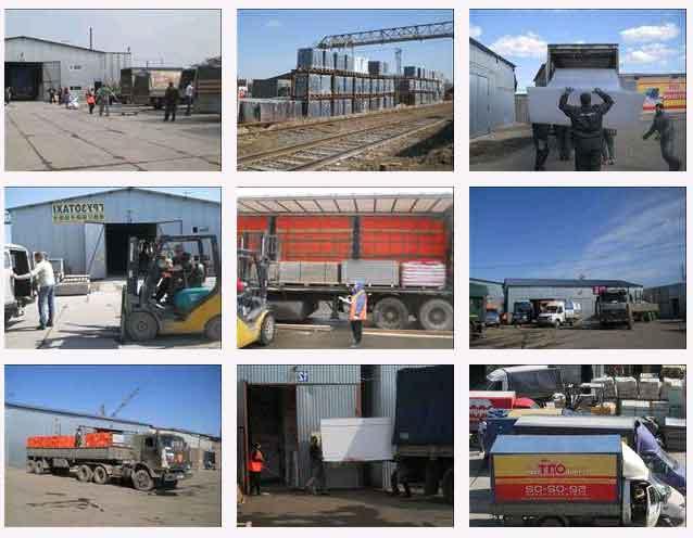 магазин строительных материалов из Вологды