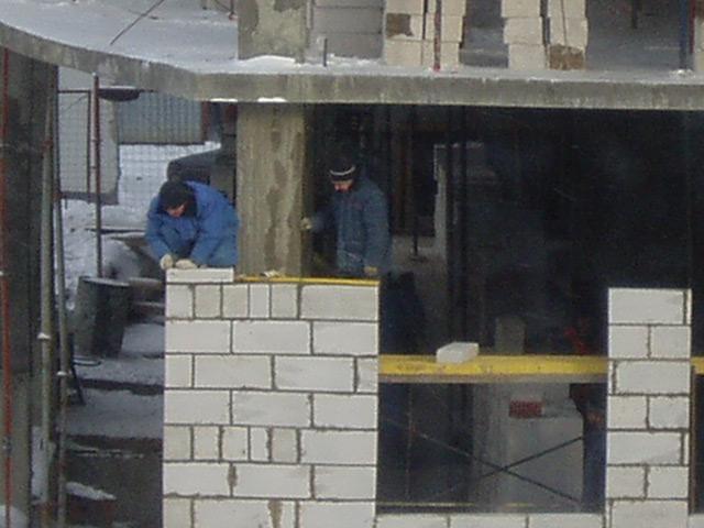 доплаты бригадирам строительства