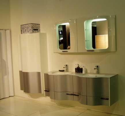 вопрос подбора мебель для ванной комнаты