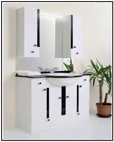 фишкой сезона стала керамическая мебель для ванной