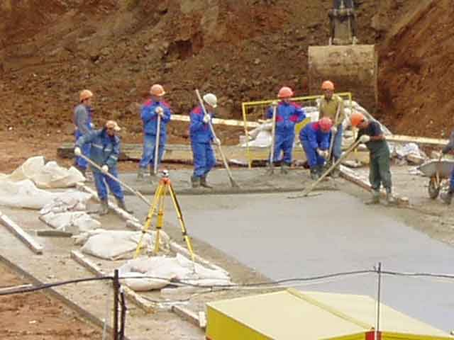 Как сделать бетон водостойкий 714