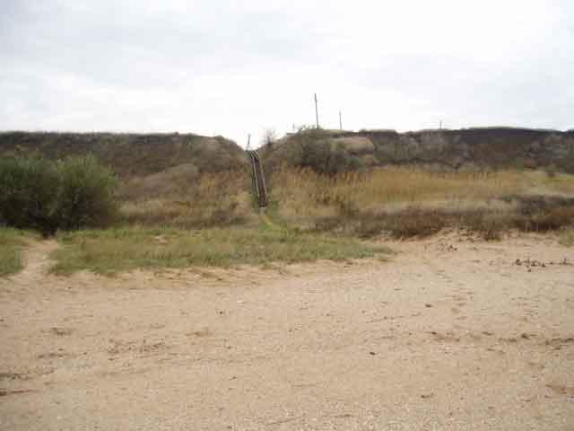Зерновой сосав песка