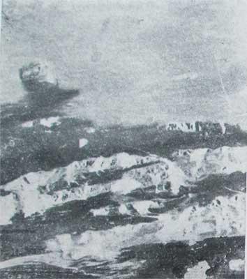рисунок камня газган