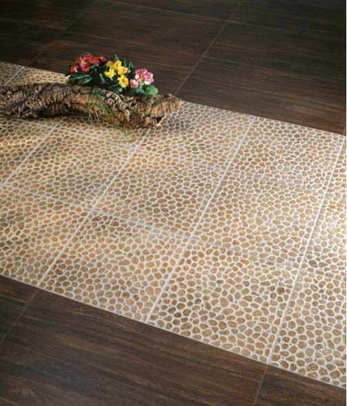 фото керамической напольной плитки для коридора Kerama Marazzi