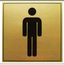 фото таблички для туалета