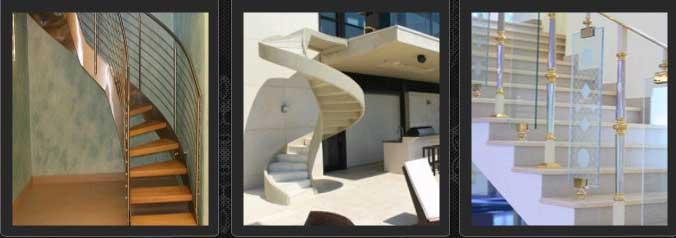 фото элитных лестниц
