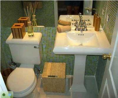 фото комплексного ремонта ванной под ключ