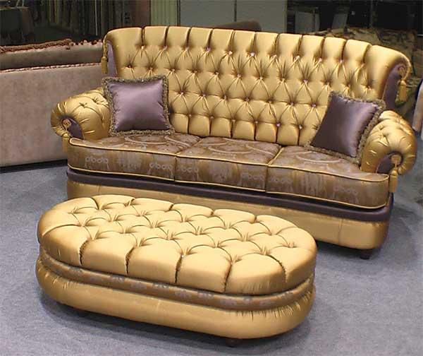 ремонт обивки диванов