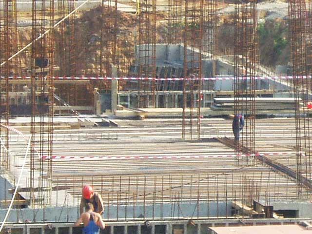 фото элементов сборных железобетонных конструкций