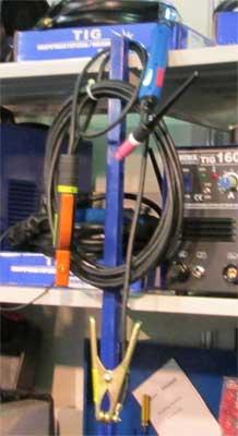 фото сварочных проводов