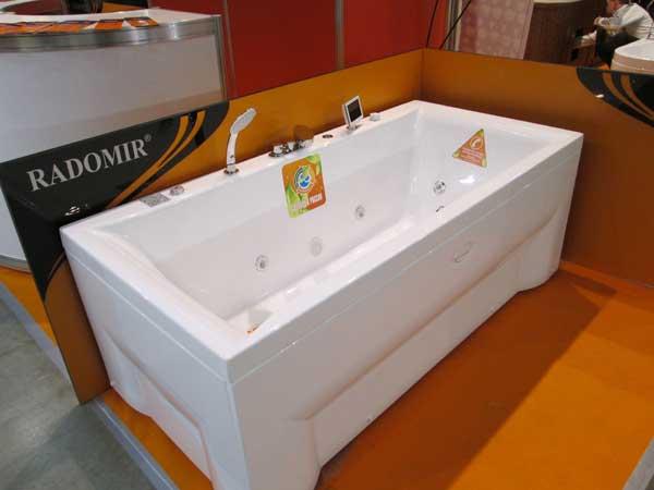фото ванны с гидромассажем