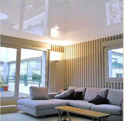какой выбрать потолок