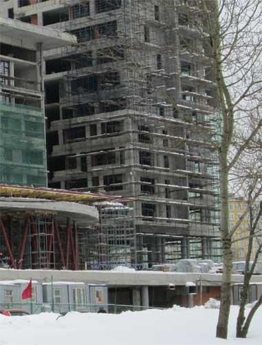 сульфатная коррозия бетонов
