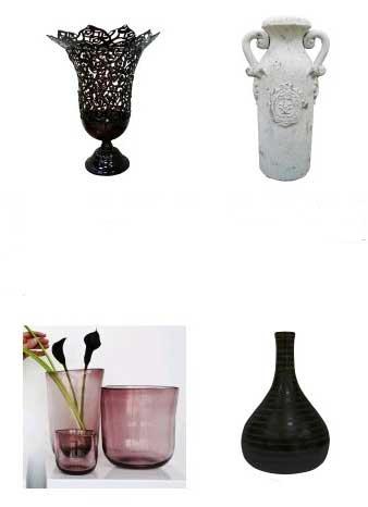 фото напольных ваз