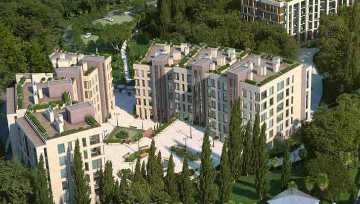 недвижимость в городе Сочи