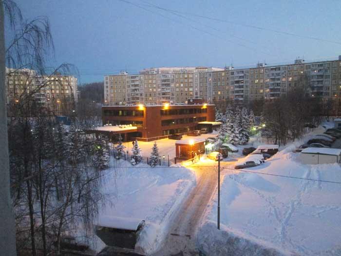 поиск жилья в Москве