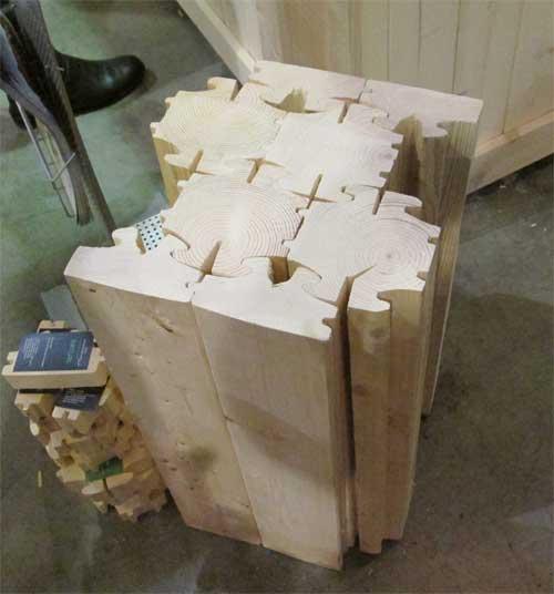 увеличение химической стойкости древесины
