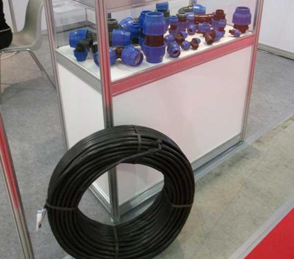 поливиниловые трубы для частного водопровода