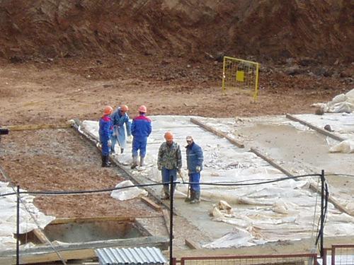 Контроль качества и приемка гидроизоляционных работ