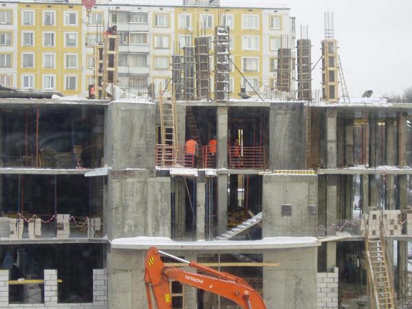 Организация труда строительных рабочих