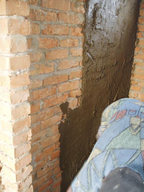 подготовка стен к отделке штукатуркой