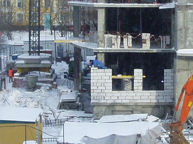 Расчет технико-экономических показателей строительного производства