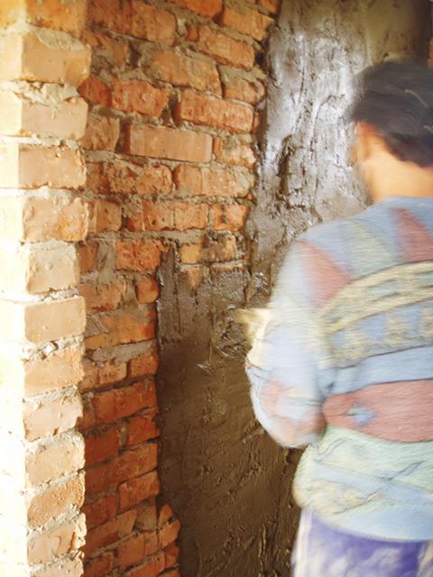 Технология покрытия стен штукатуркой