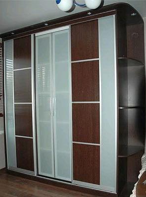 современные шкафы-купе