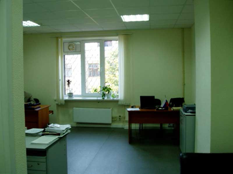 Фото офисного помещения под аренду