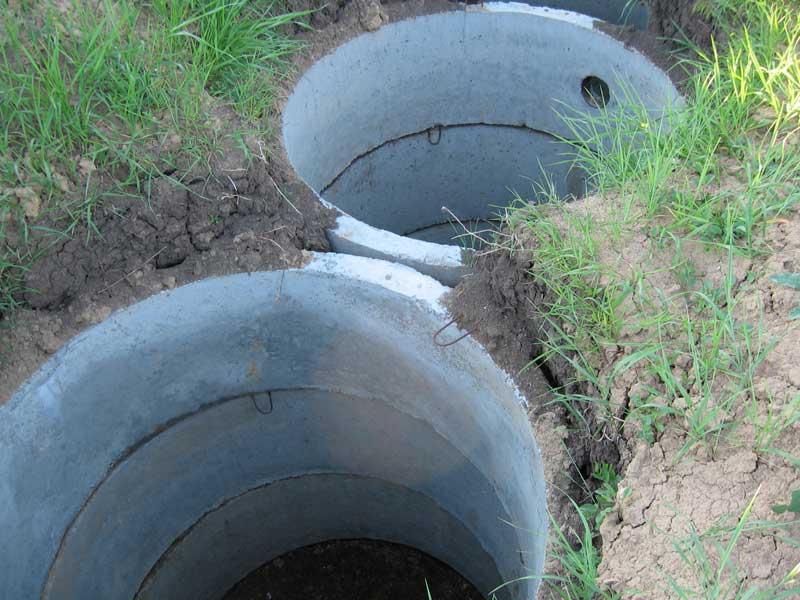 бетонные кольца, фото колец из бетона
