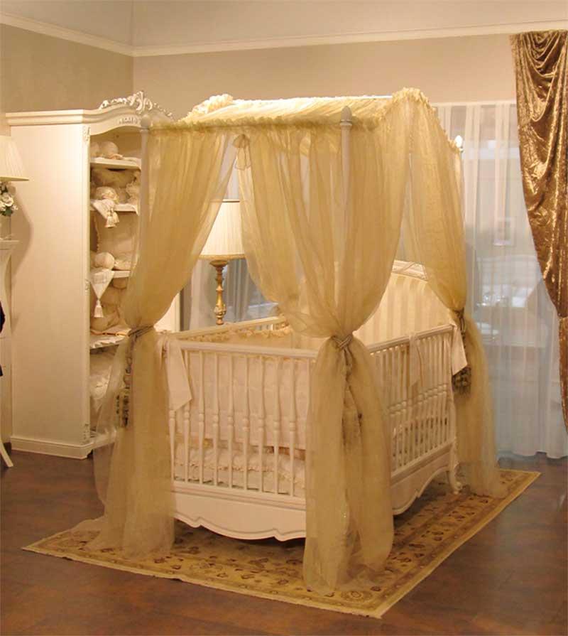 оформление детской комнаты для новорожденного, фото детских комнат для новорожденных, детская для новорожденного