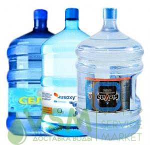 доставка воды на дом