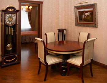 элитный дизайн квартир в классическом стиле