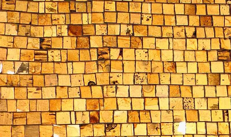 Фото пола из мозаики в ванной комнате