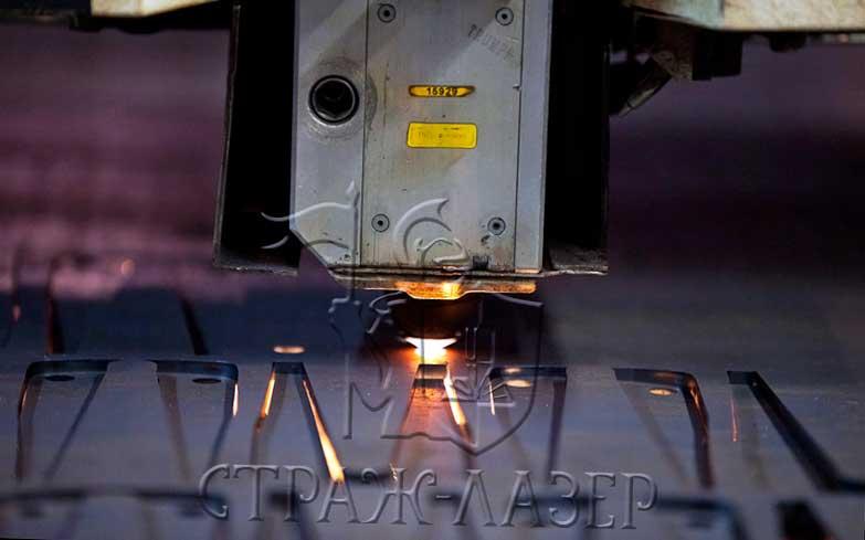 лазерная резка и раскрой металла
