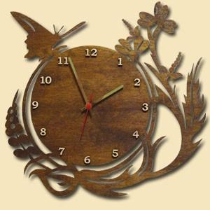 настенные часы для гостиной
