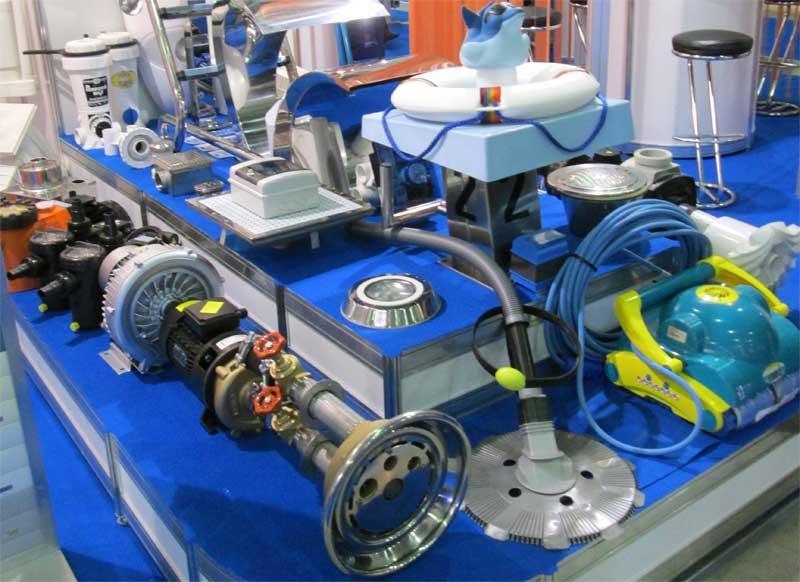 оборудование для водоподготовки бассейнов