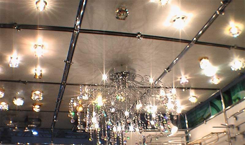 потолочные светильники для интерьеров