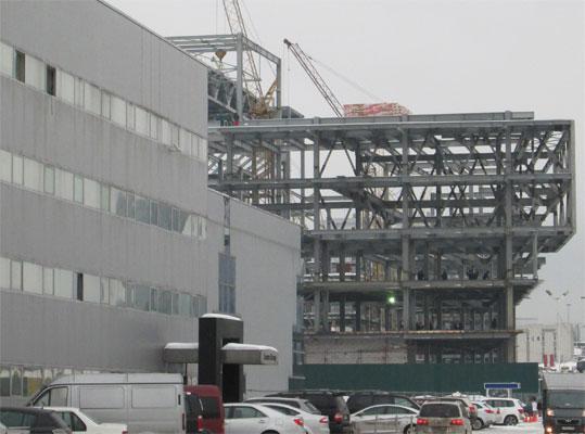 фото фундамента здания