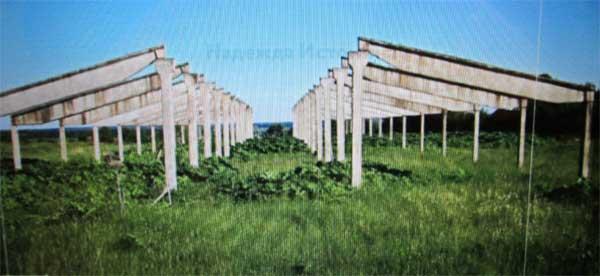 фото специальных бетонных конструкций