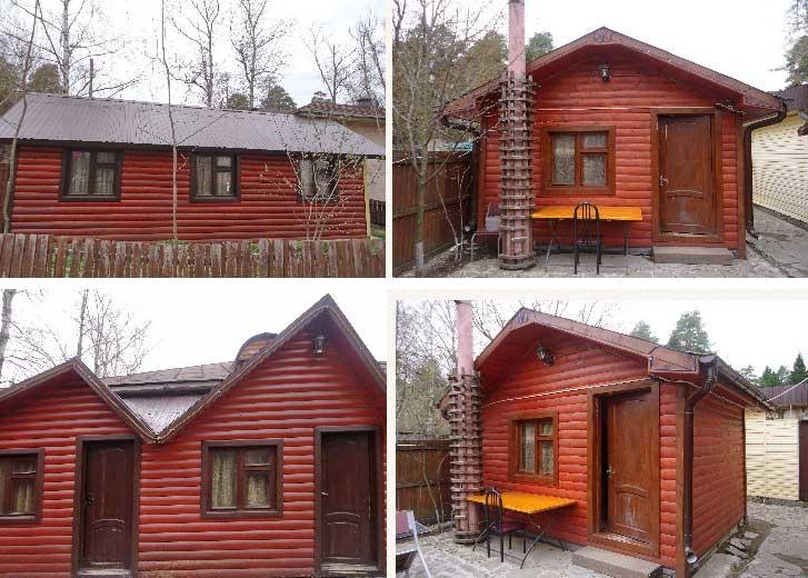 каркасные дома мини: