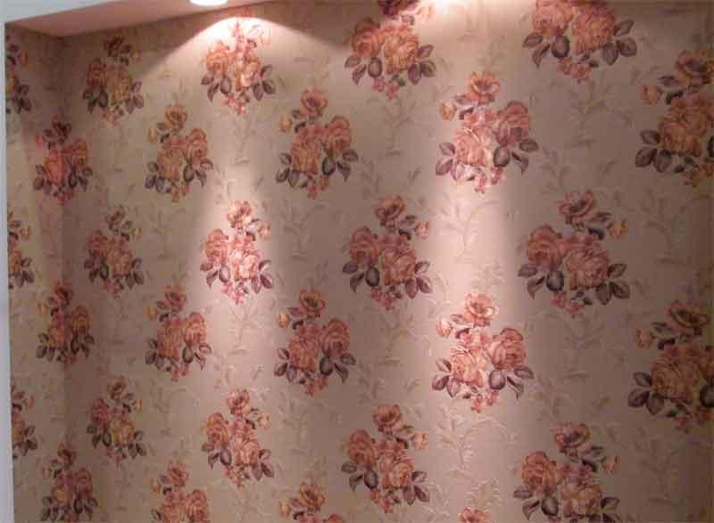 текстильные обои, фото текстильных обоев