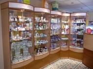 Аптечные витрины