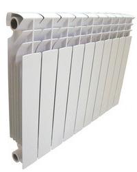Фото биметаллического радиатора от RADIKO