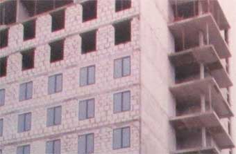 Фото дома из газобетонных блоков