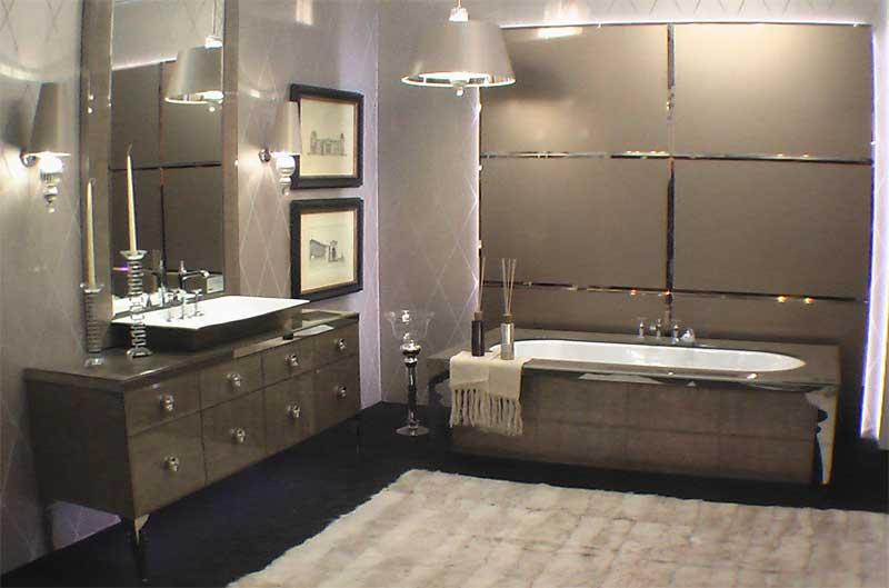фото этапа ремонта ванной комнаты