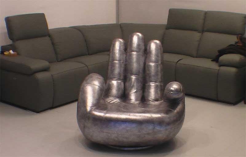 Фото набора мягкой мебели для офиса