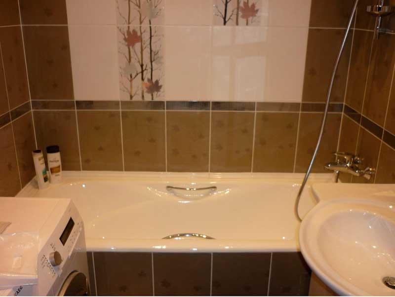 Ремонт ванной комнаты в Москве - фото