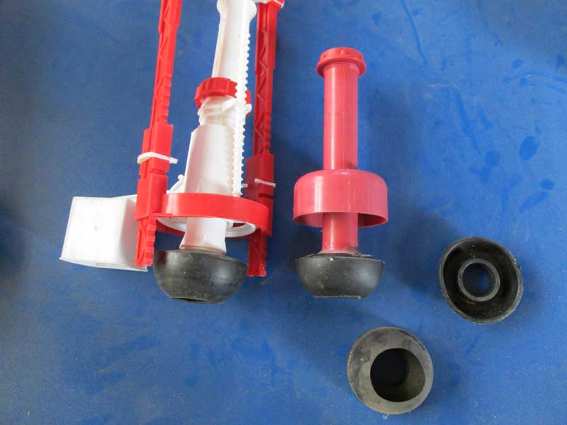 фото сливного механизма для унитаза