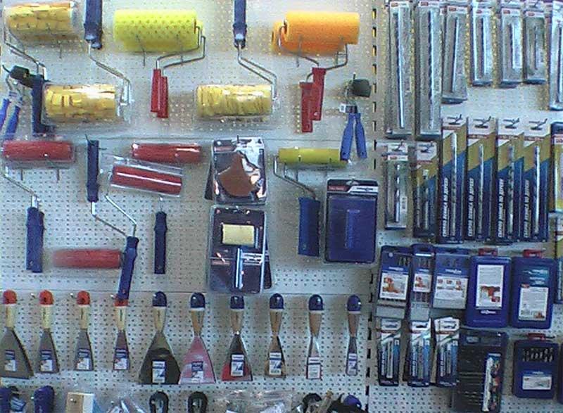 фото набора инструментов для ремонта квартиры